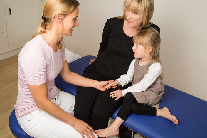 Kinderosteopathie