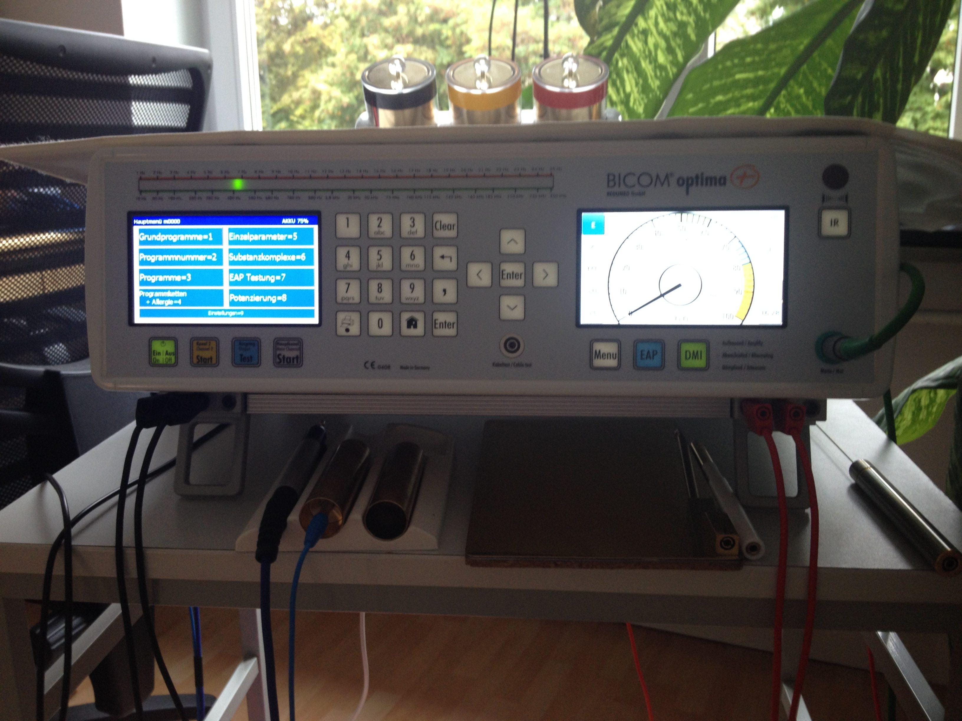 Bioresonanzgerät