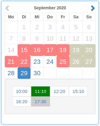 Kalendar How-To 02